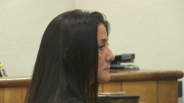 Woman accused of killing boyfriend with pellet gun claims self-defense