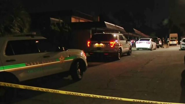 Woman shot in her car in Orange County