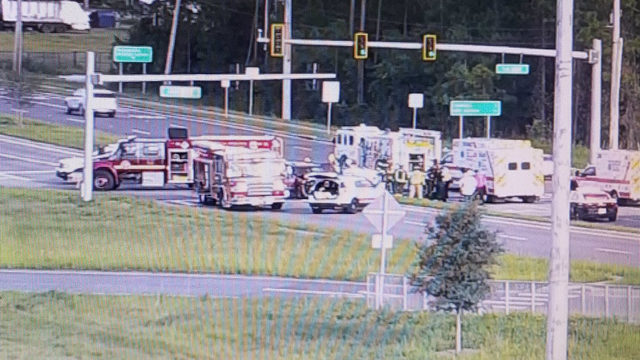 2 people injured in serious car accident in Volusia County