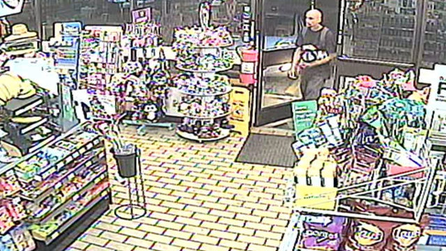 Volusia deputies search for man wanted in donation jar theft