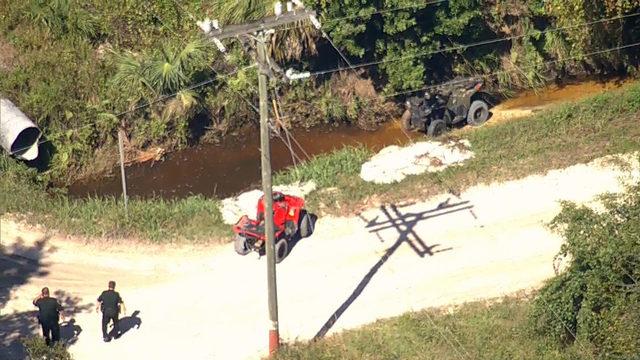 Child, 3 adults injured in ATV crash in Brevard