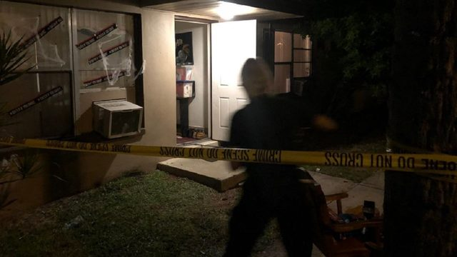 Man says masked intruders shot his son during Cocoa home invasion