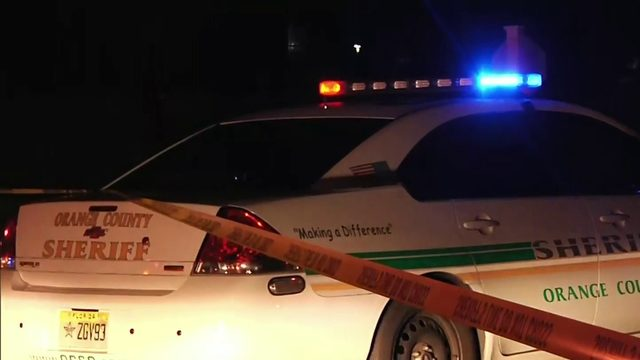 Man hospitalized after shooting in Orange County