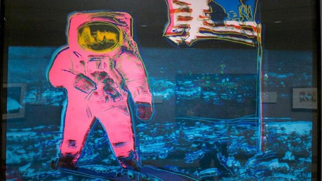 Kennedy Space Center unveils rare NASA artwork at Taste of Space event