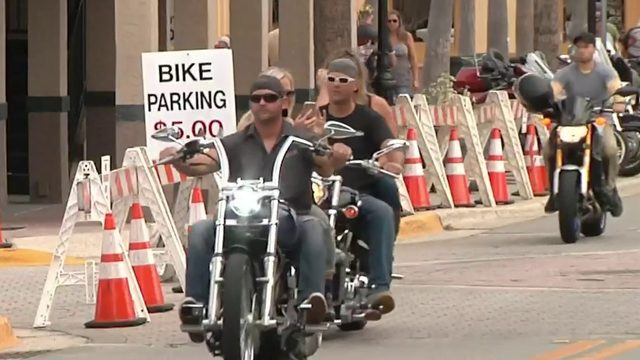 Biketoberfest tourism down