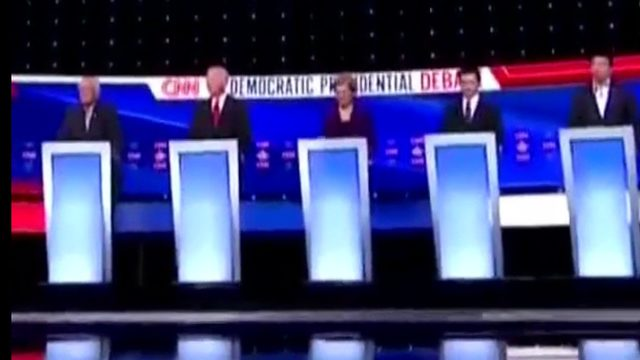 ClickO on the Go: Democratic debate recap; sneakers at center of latest…