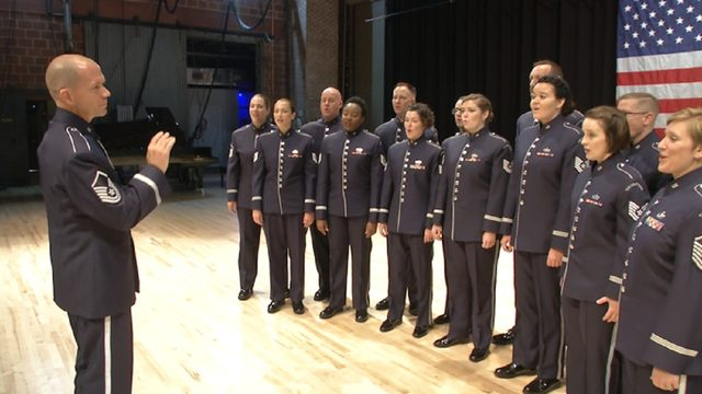 U.S. Air Force Band to perform in Central Florida
