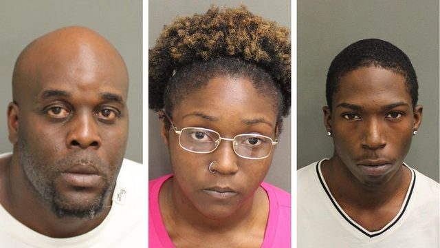 3 arrested in shooting of security guard at MegaBus station, deputies say