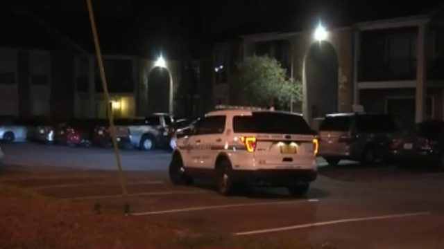 Orange County deputies search for armed man in apartment home invasion