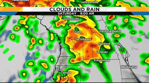 LIVE RADAR: Track, models, satellite for Tropical Storm Nestor