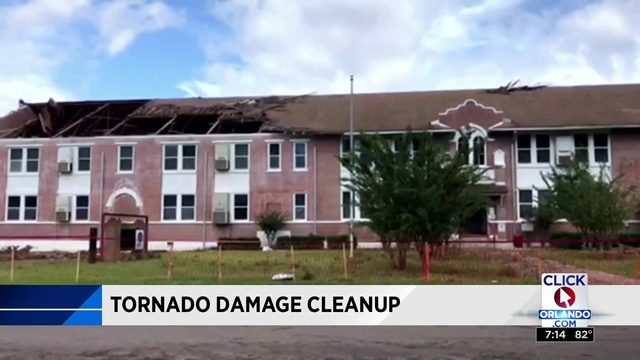 Tornado Damage Cleanup