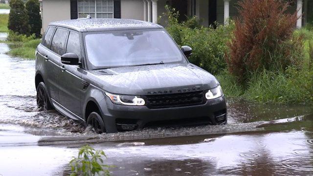 Tropical Storm Nestor adds more rain to already flooded Gotha community