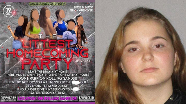 Flagler County deputies bust 'littest' homecoming party advertised on Instagram