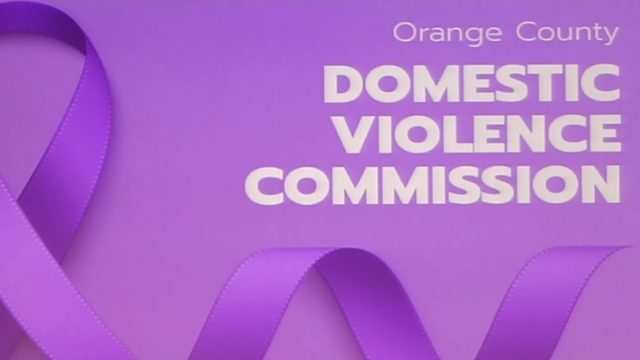 Orange County holds first domestic violence commission meeting