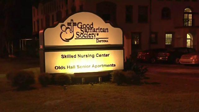 4 taken to hospital after fire burns senior living facility in Daytona Beach
