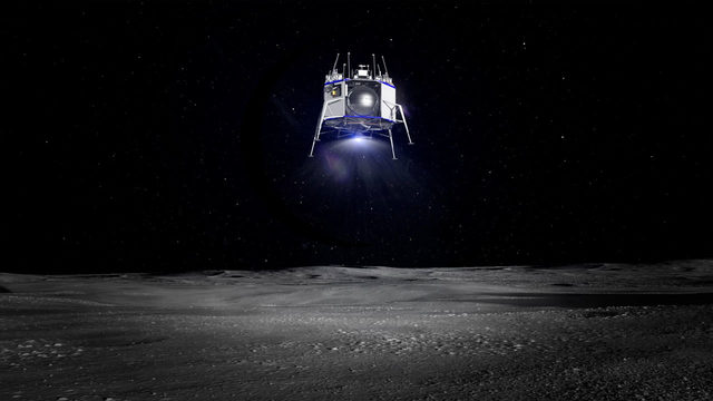 Space squad: Blue Origin partners with legacy NASA contractorsfor moon…