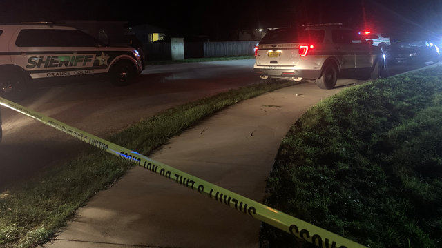 Shots reportedly fired in Orange County neighborhood, deputies say