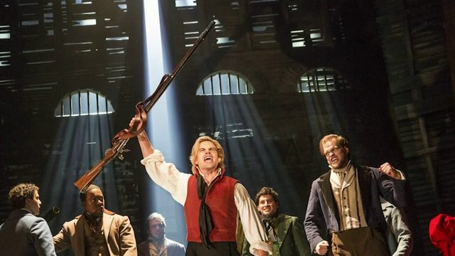 Bringing 'Les Miserables' on the road