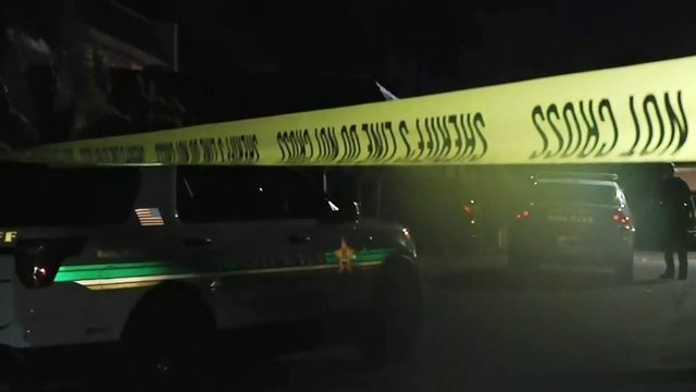 Gunman fires 20 shots into group of people in Orange County; no one struck