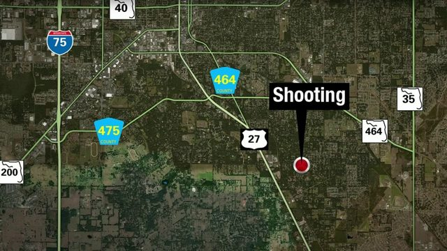 2 dead in Marion County, deputies searching for shooter