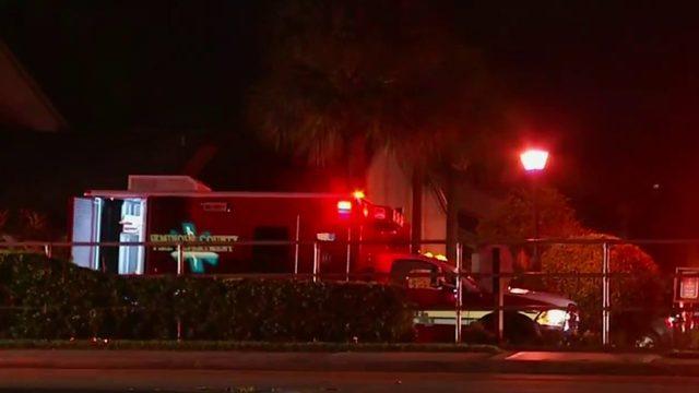 Crews battle flames at Altamonte Springs condominium fire