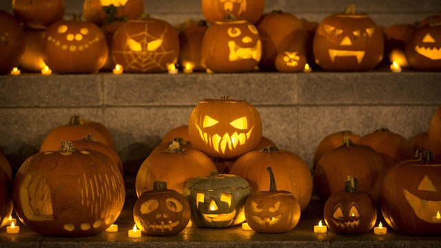 Hot Halloween on tap in Central Florida