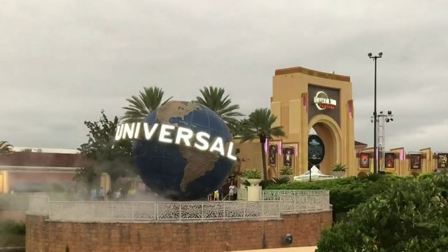 Charge added for Uber customers picked up from Universal