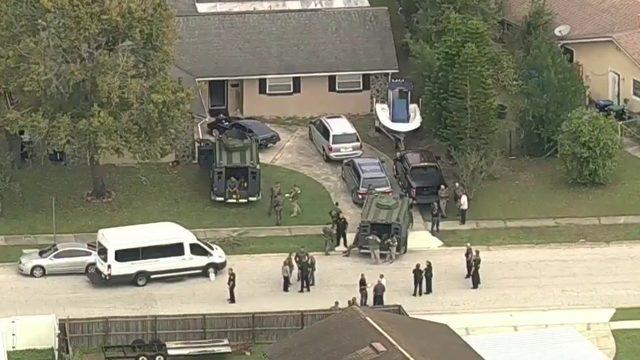Deputy-involved shooting investigation