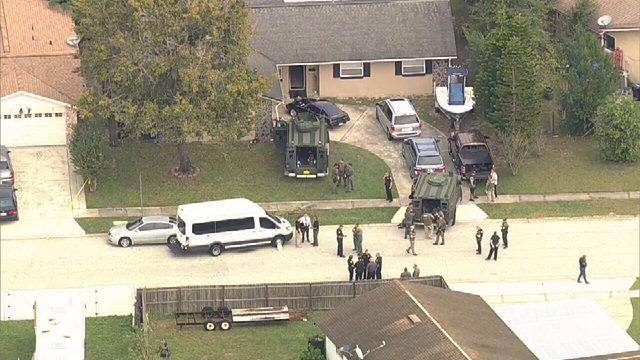 WATCH LIVE: Police activity in Orange County neighborhood