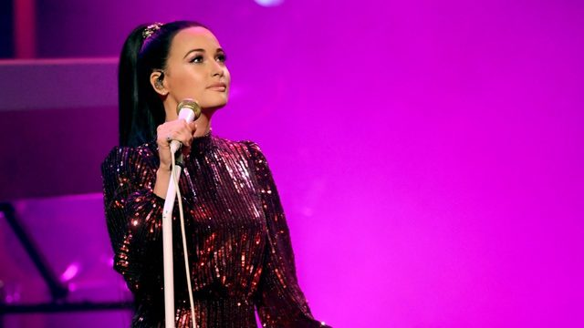 Yee-haw: Kacey Musgraves is getting a Christmas special