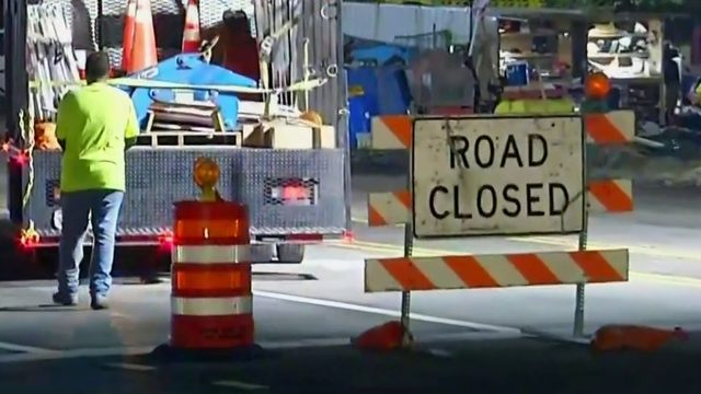 Section of Mills Avenue in Orlando closed for months