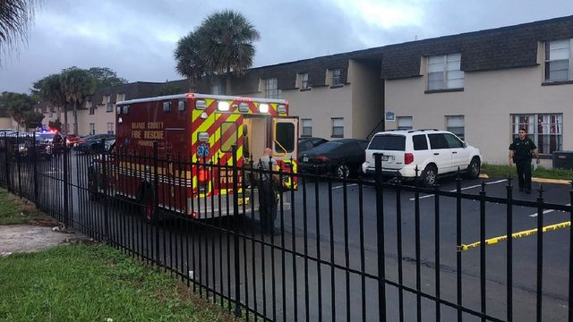 Fatal shooting investigated at Orange County apartments