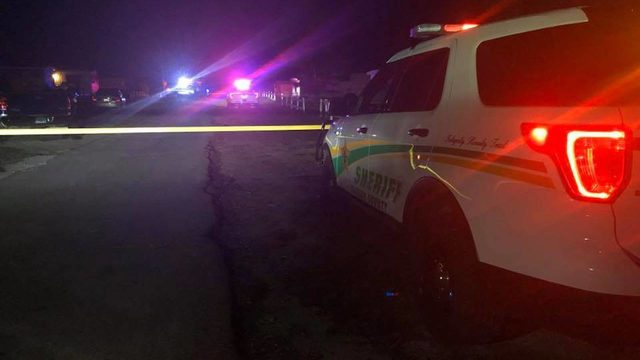 Shooting death investigation underway in Marion County, officials say