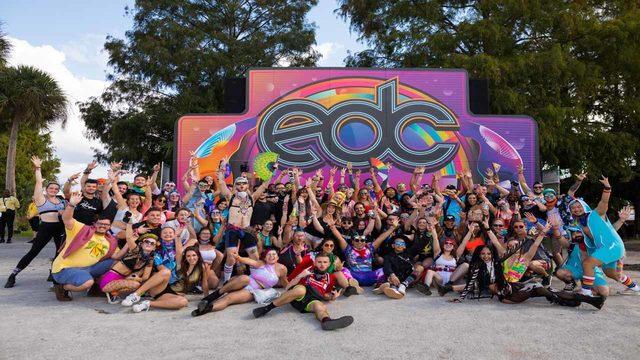 Photos: EDC Orlando 2019