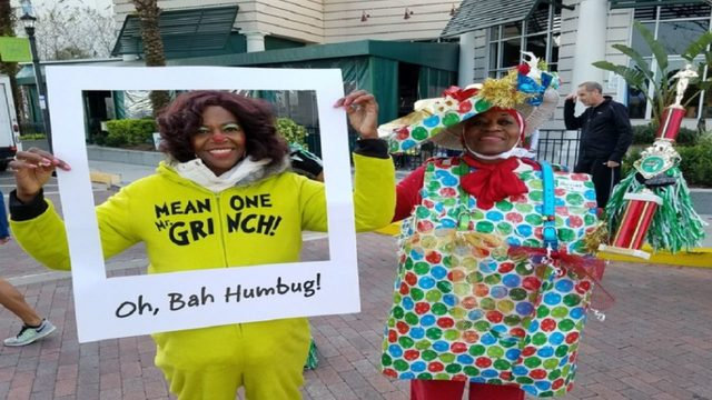 Lace up your sneakers for Orlando's Jingle Bell Run