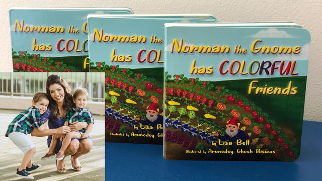 News 6 anchor Lisa Bell releases her second children's book