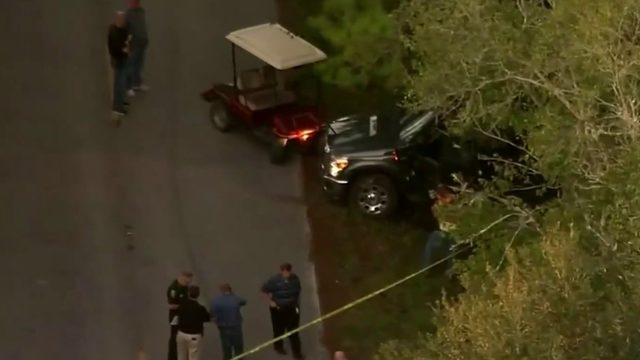 Polk deputies shoot and kill woman accused of trying to drive truck into them