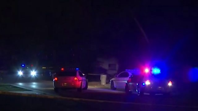 Resident struck by bullet fired into Orange County home